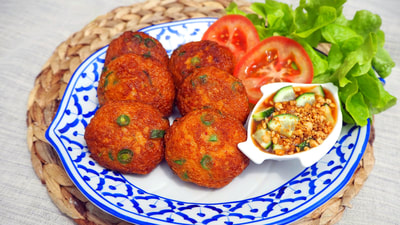 Thai Fish Cake Recipe: Tod Mun Pla
