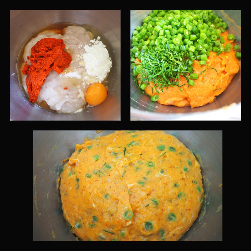 Thai Fish Cake Recipe: Tod Mun Pla (ทอดมันปลา)